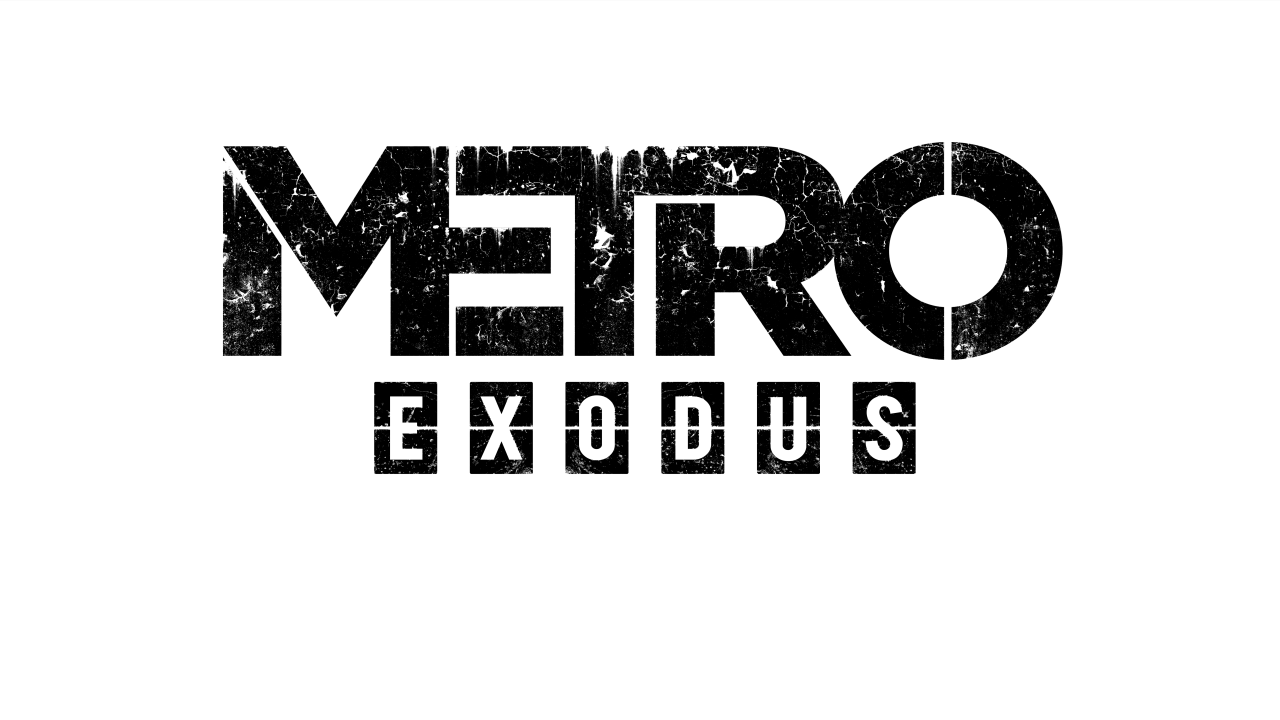 Metro Exodus Logo PNG Image