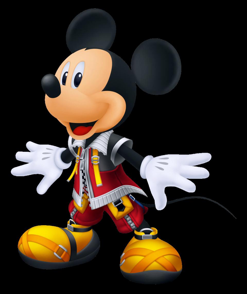 Mickey  King PNG Image