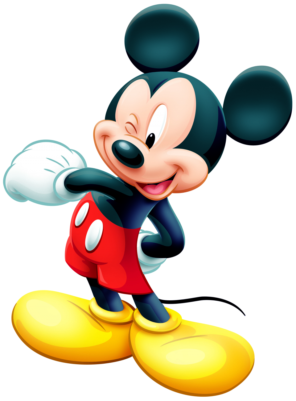 Mickey  Mouse 2 PNG Image