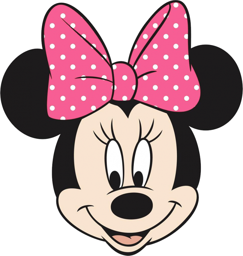 Mickey Mouse Head PNG Image