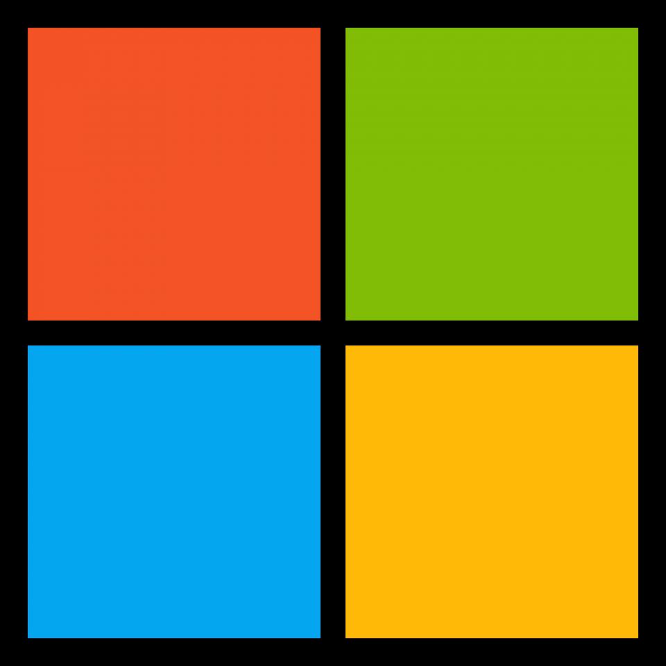 Microsoft Logo Icon PNG Image - PurePNG   Free transparent ...