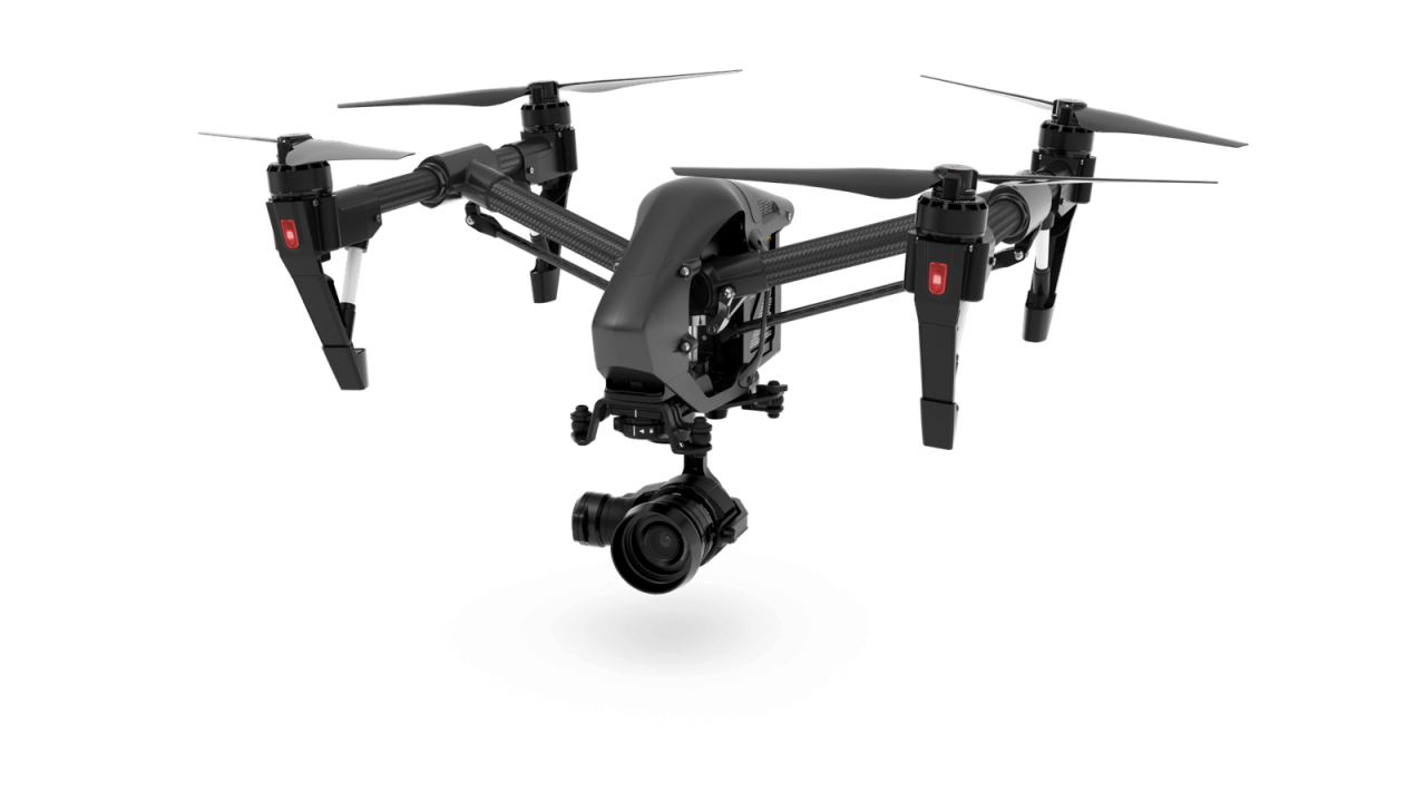 Modern Black Spying drone PNG Image