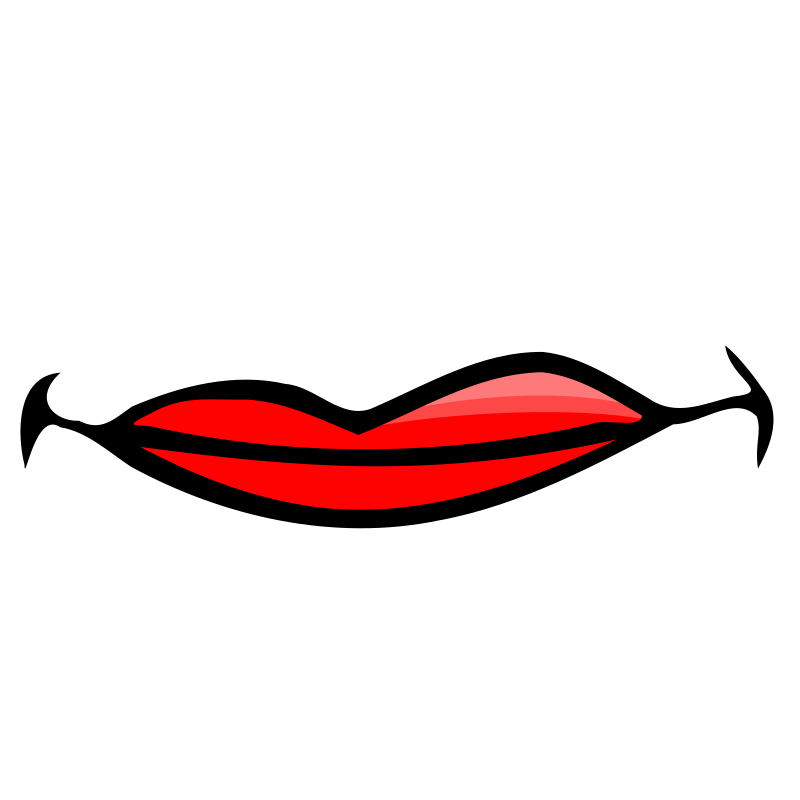 Mouth Smile PNG Image