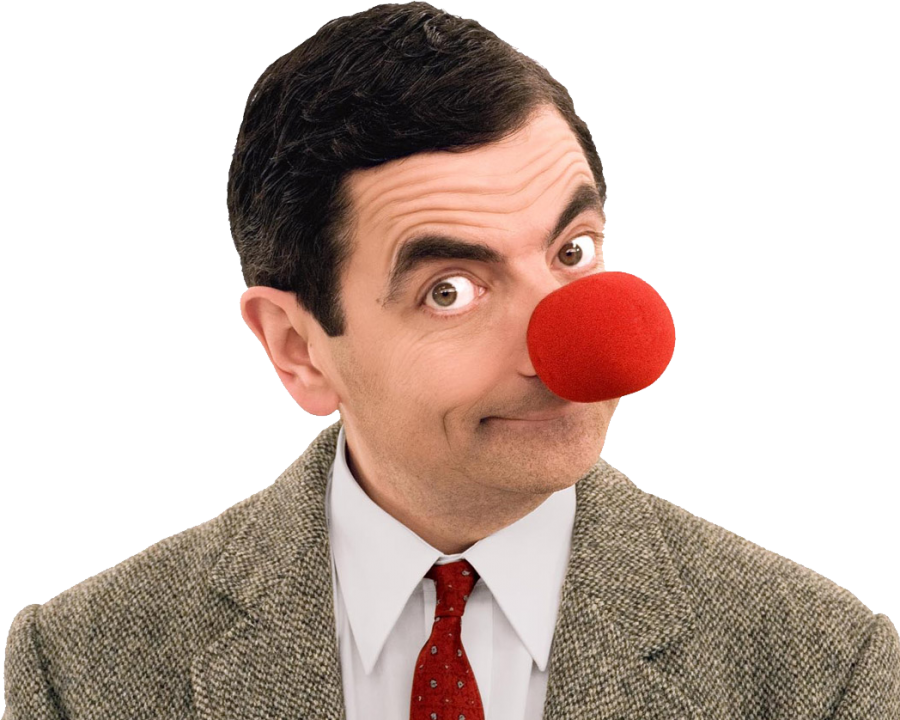 Mr. Bean | Rowan Atkinson PNG Image