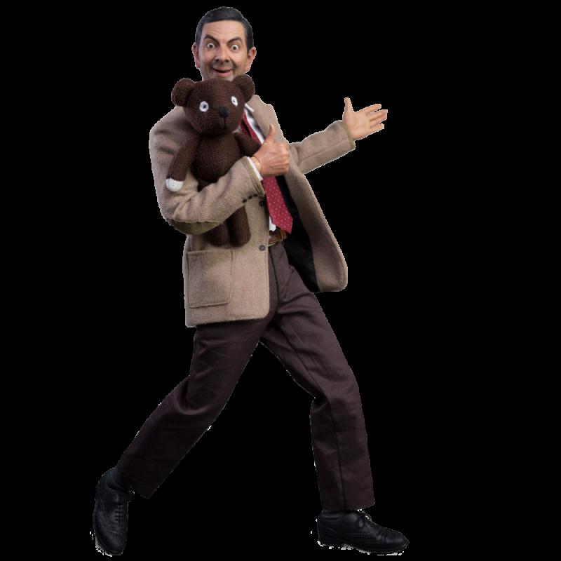 Mr. Bean   Rowan Atkinson PNG Image