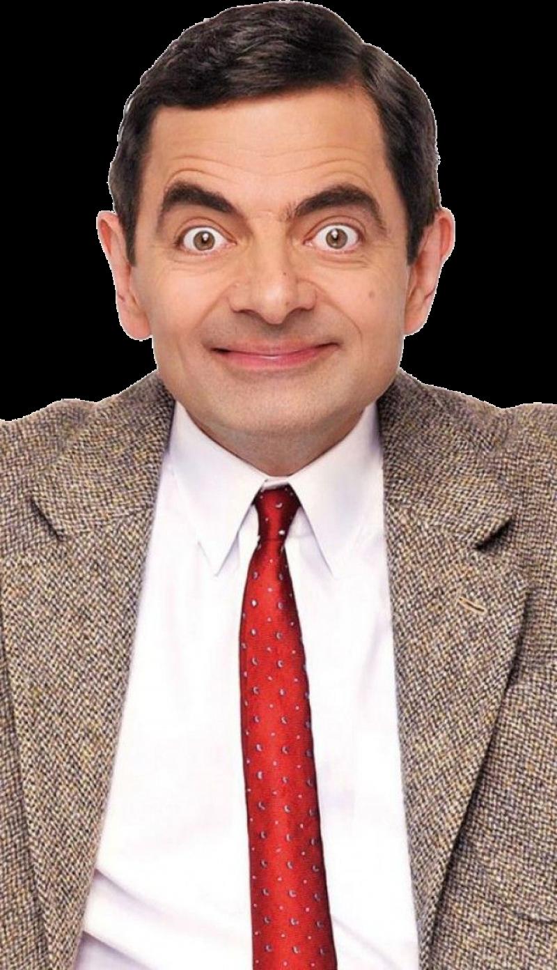 Mr. Bean PNG Image