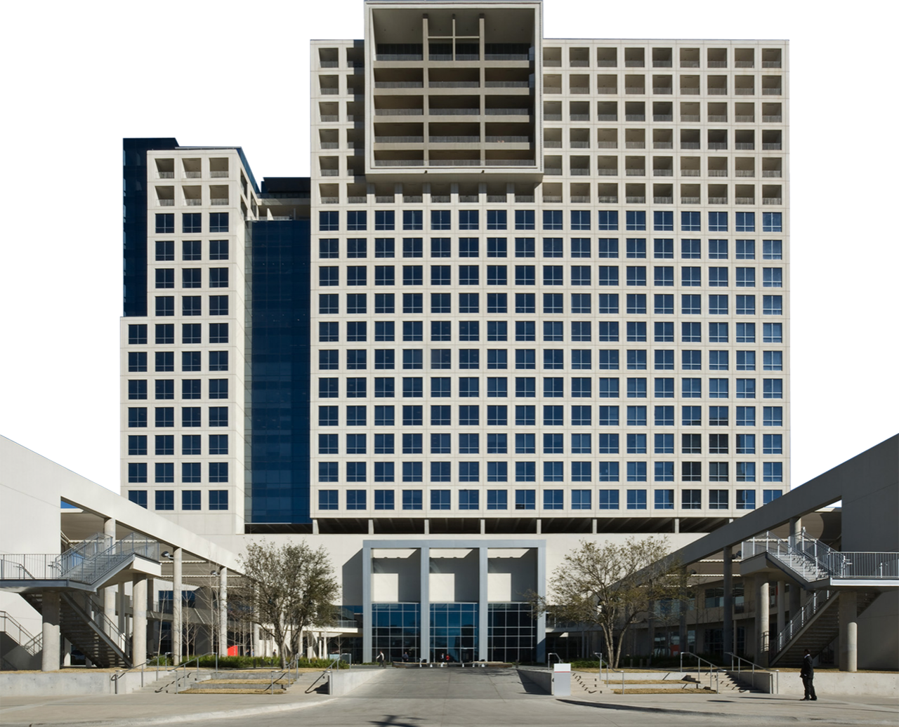 One Arts Building PNG Image