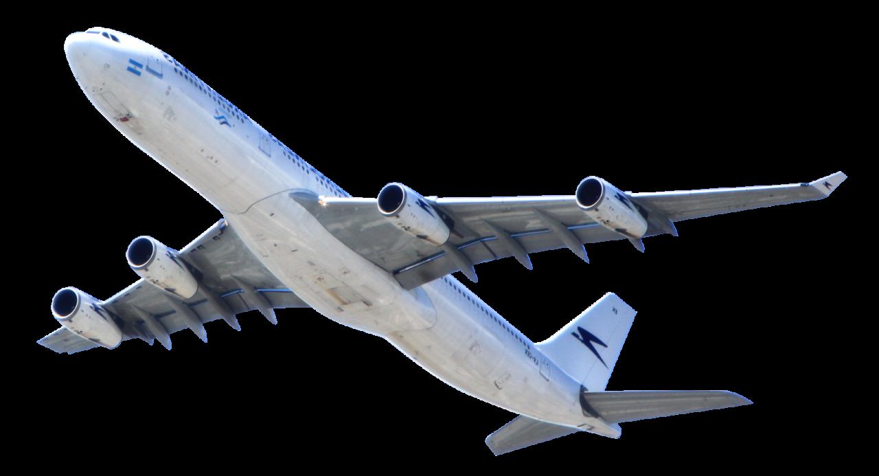 Passenger Airplane PNG Image
