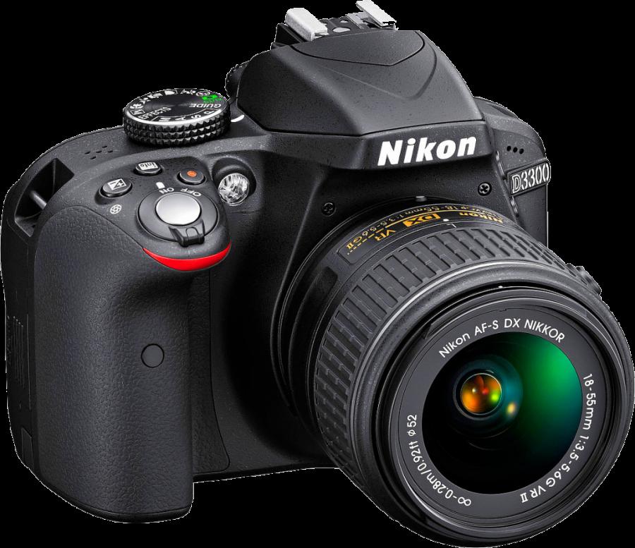 Photo Camera PNG Image