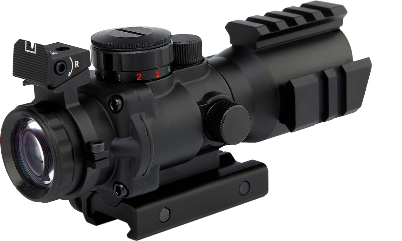 Plastic Scope PNG Image