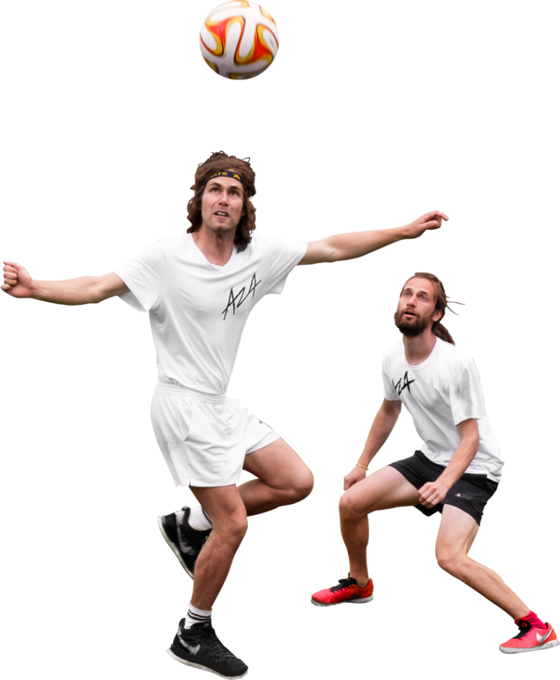 Playing In A Soccer Tournament PNG Image