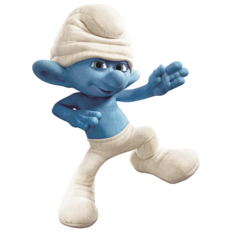 Puffo Smurf PNG Image