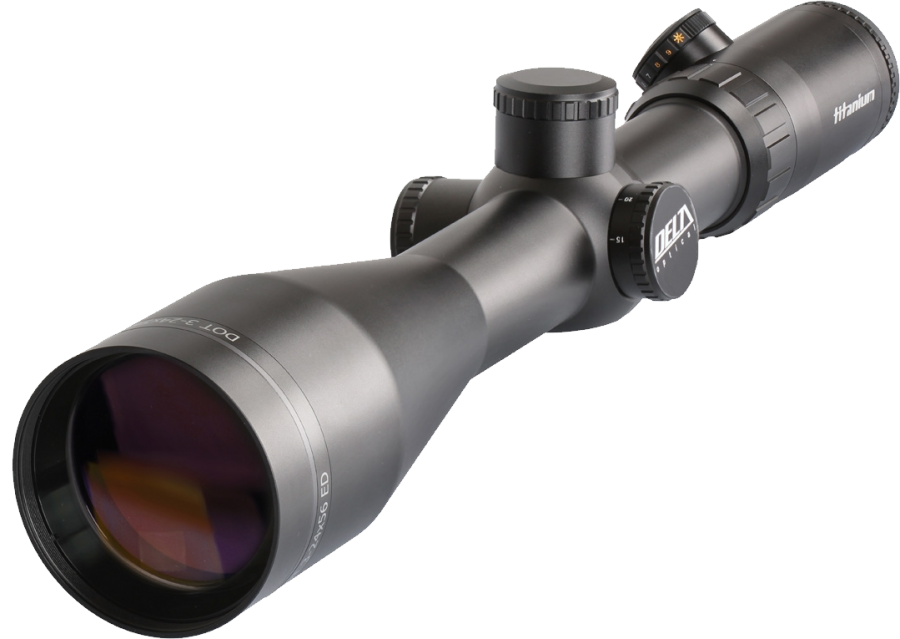 Realistic Scope PNG Image