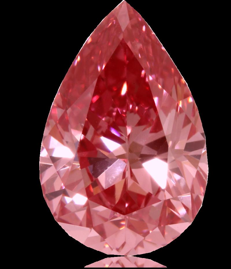 Red Diamond PNG Image