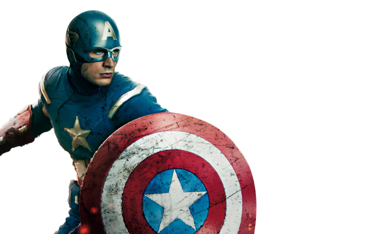 Rogers The Avengers PNG Image