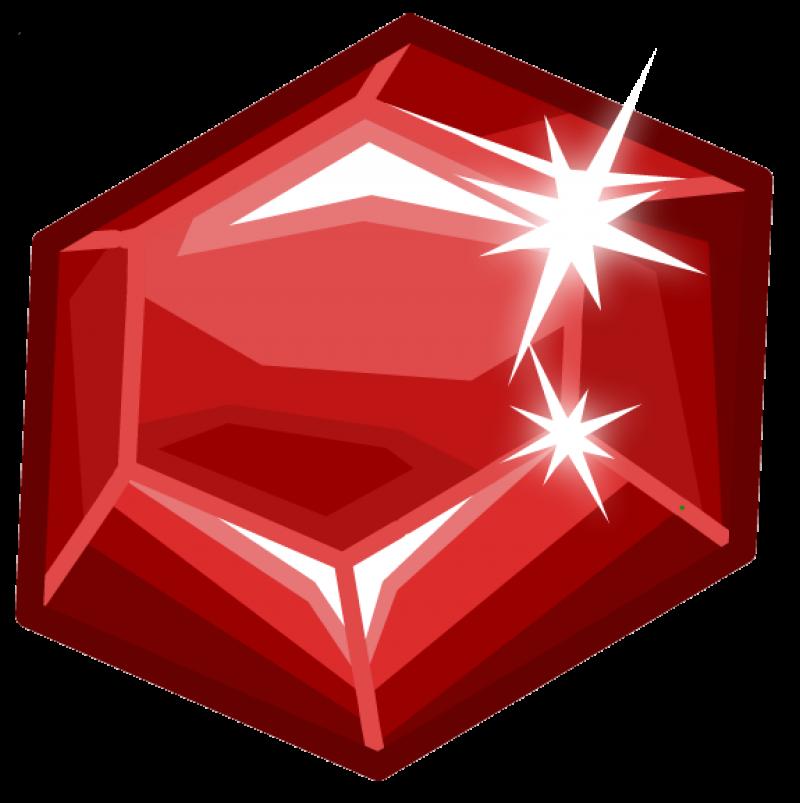 Ruby Gem PNG Image