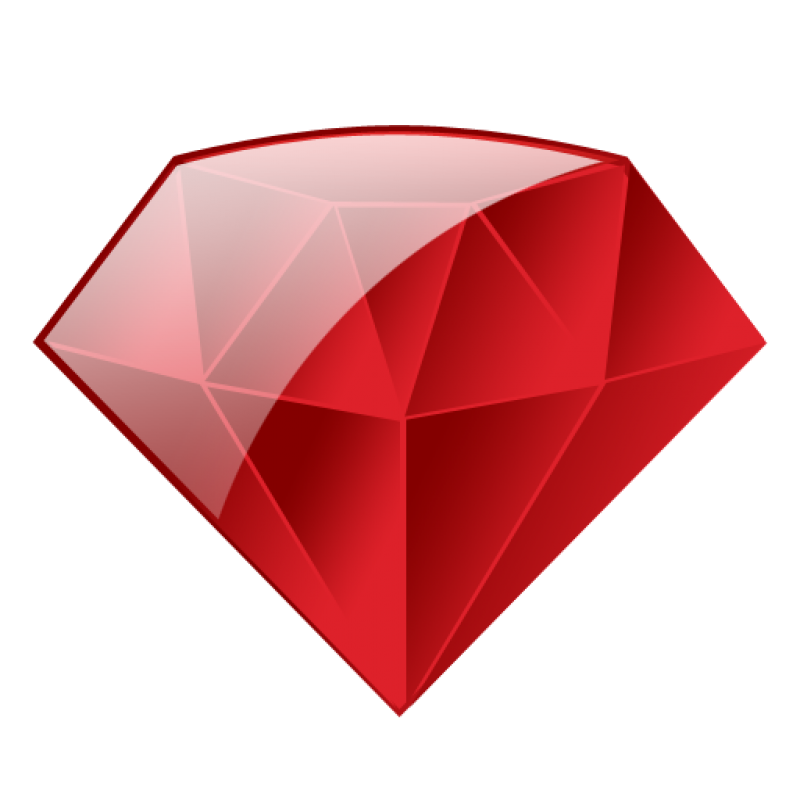 Ruby Stone | Gem PNG Image