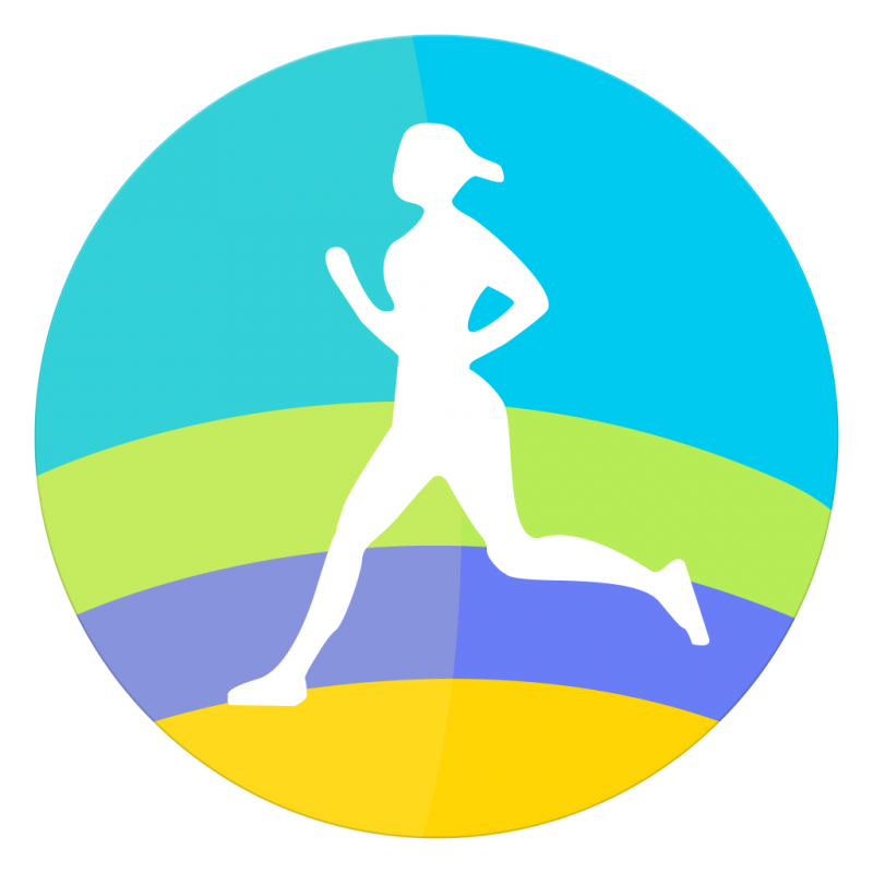 S Health Icon Galaxy S6 PNG Image
