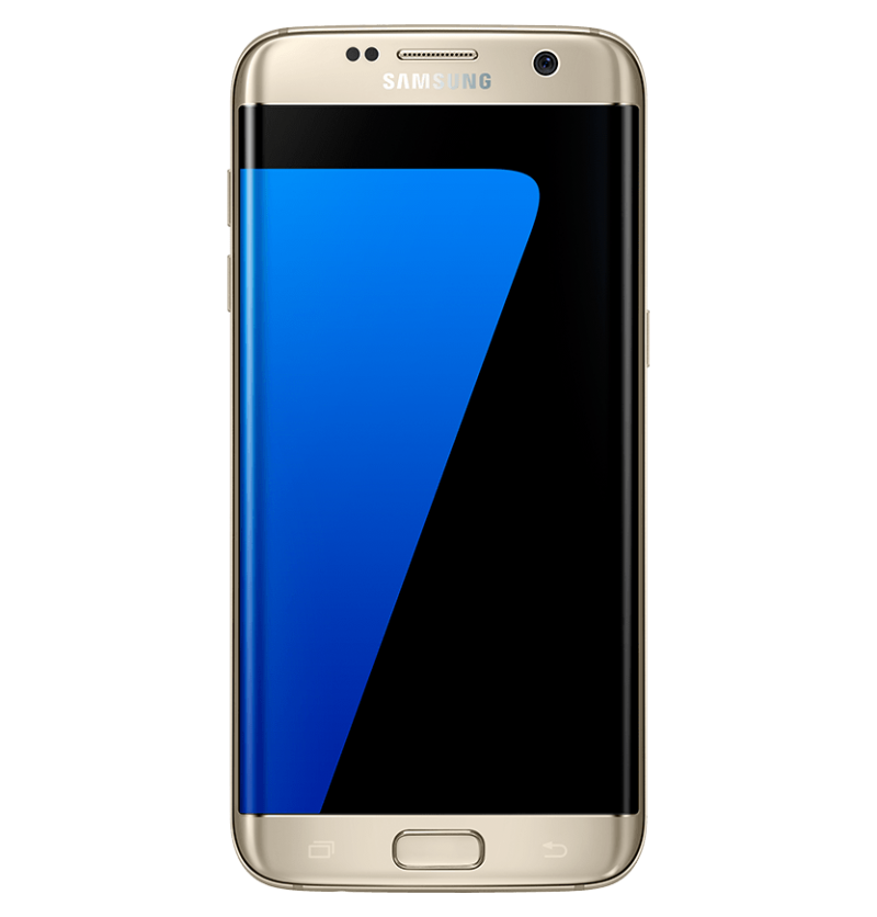 Samsung Galaxy S Edge PNG Image