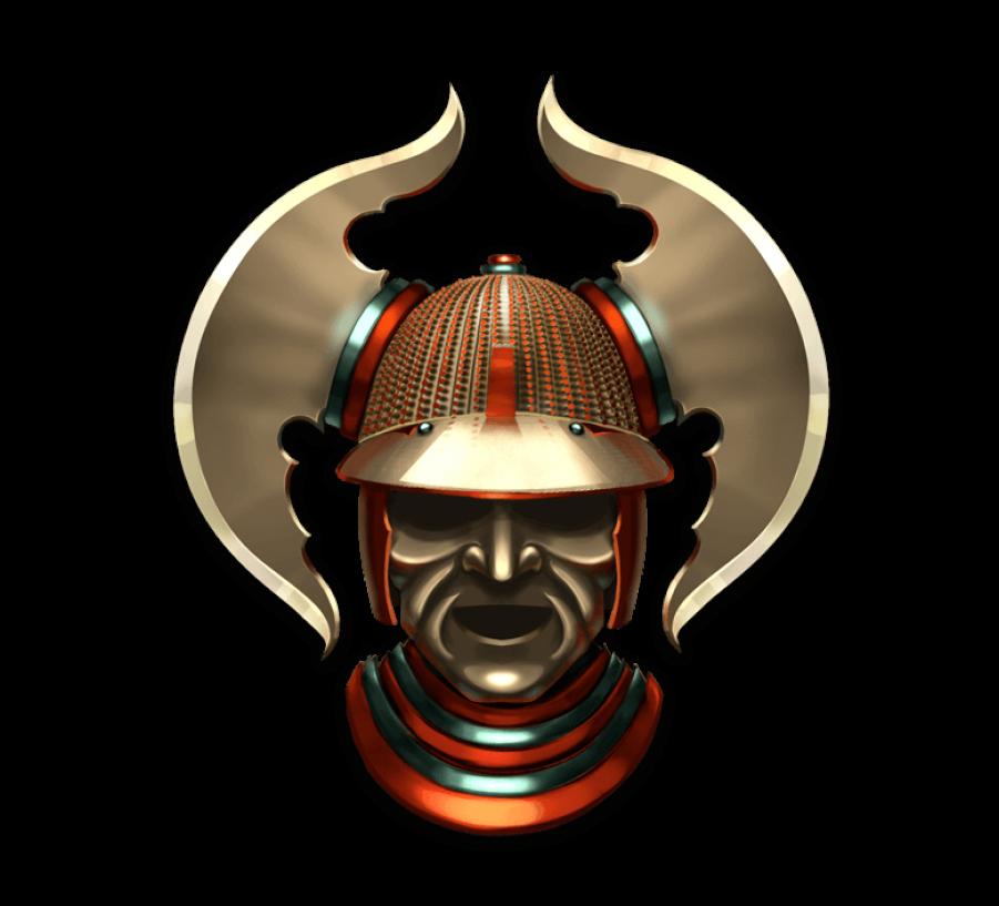 Samurai Mask PNG Image