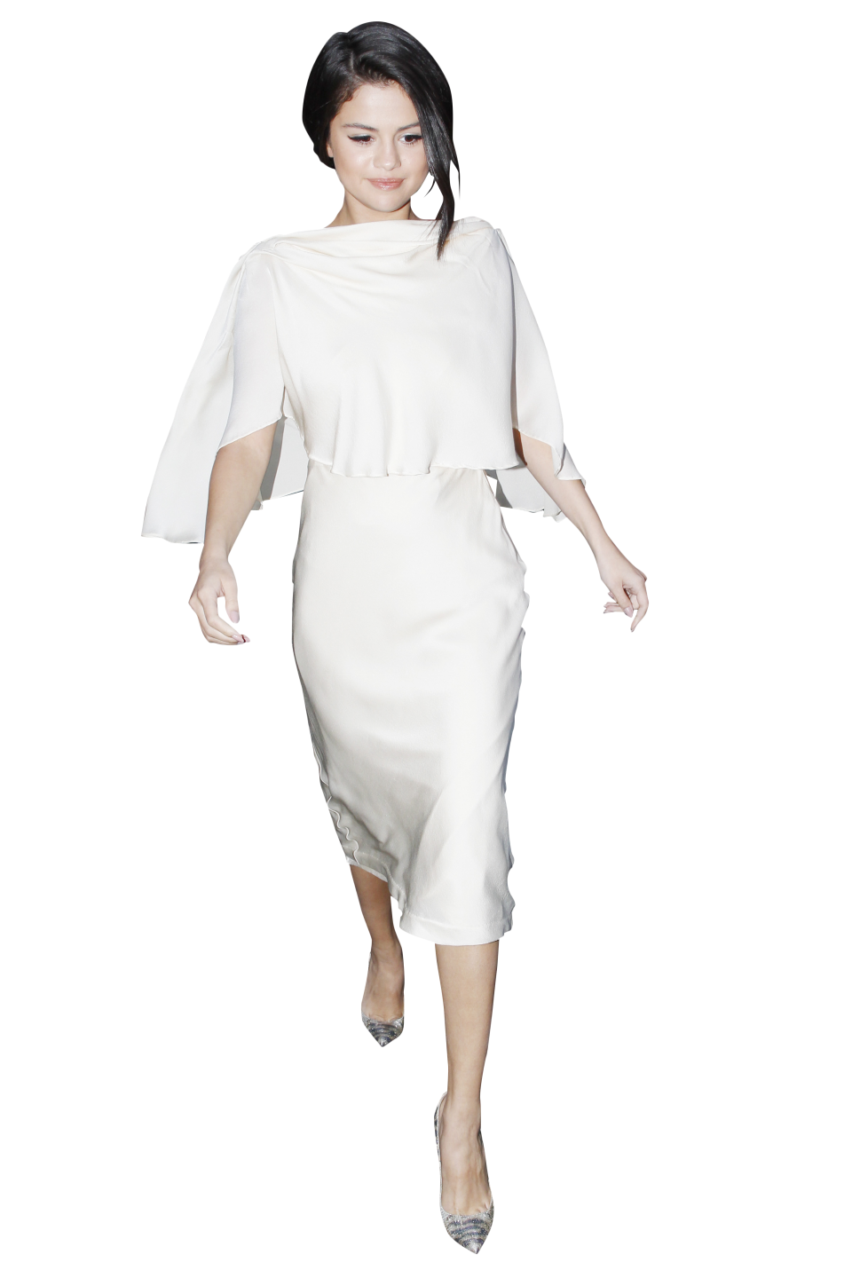 Selena Gomez White Dress Png Image Purepng Free Transparent Cc0 Png Image Library