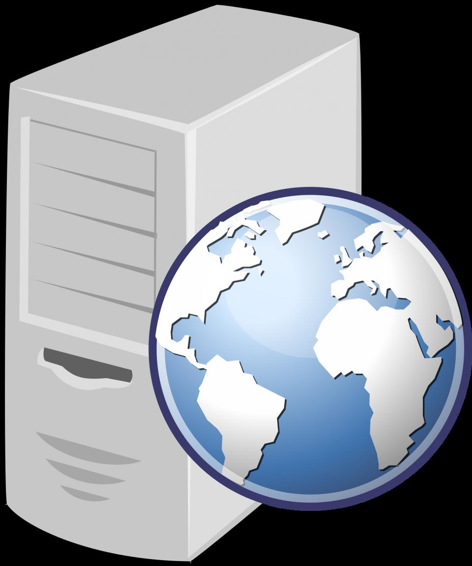 Server PNG Image