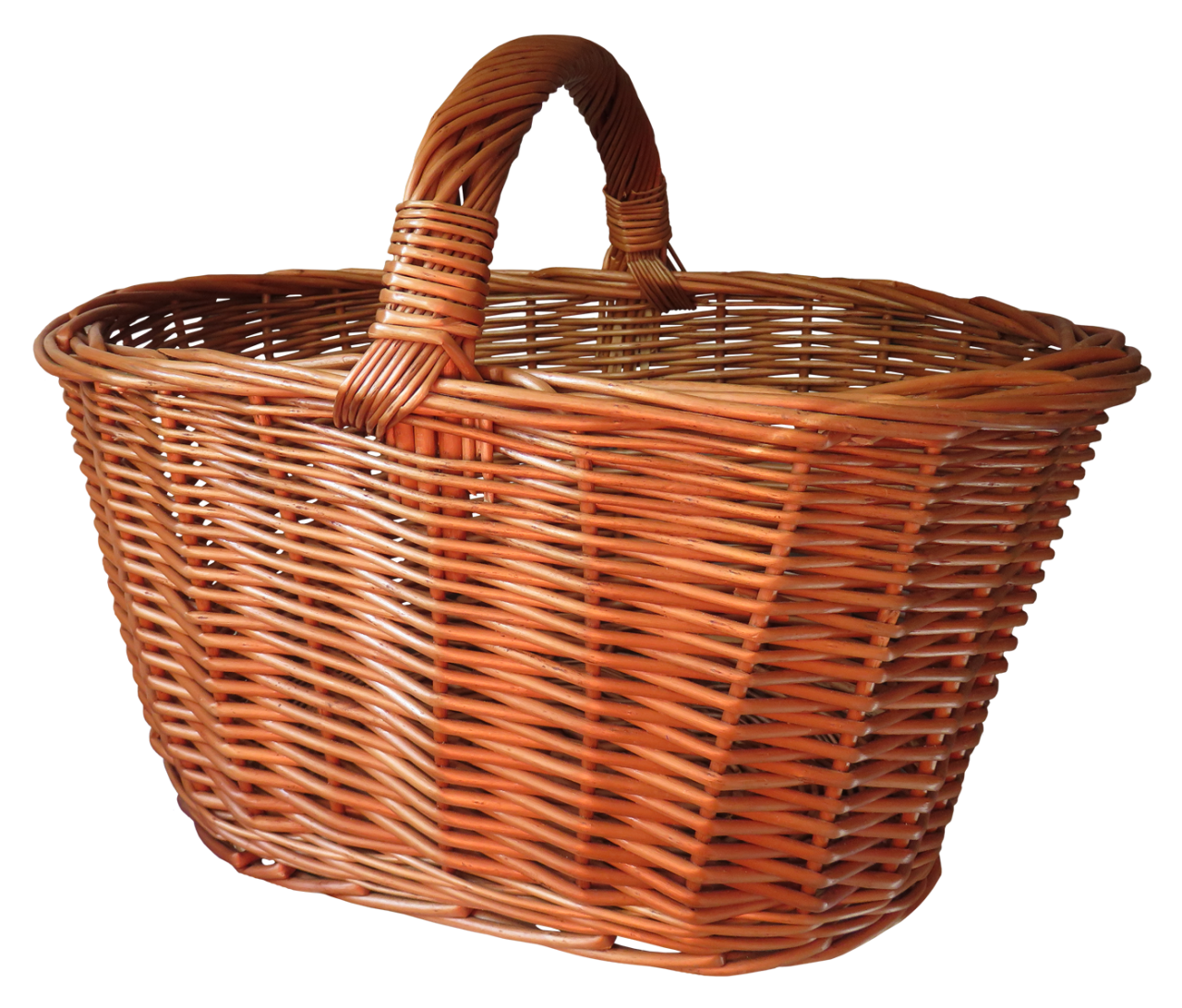 Shopping Basket PNG Image