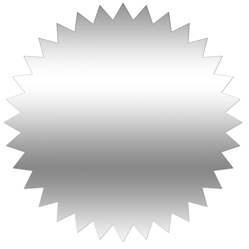 Silver PNG Image