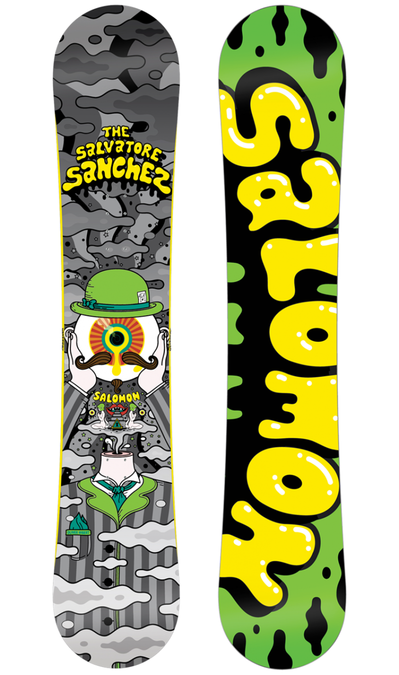Snowboard PNG Image