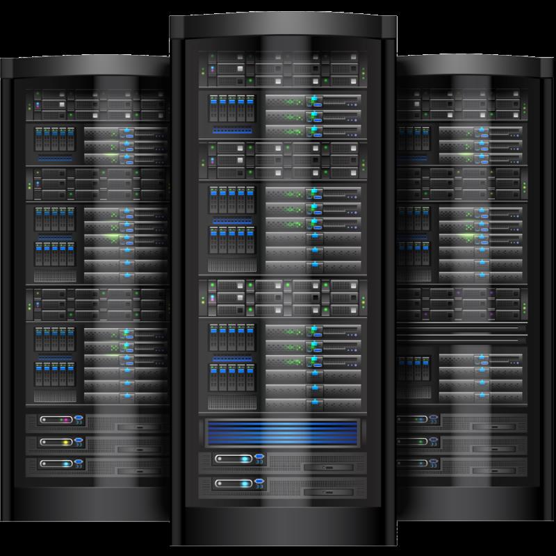 Solution Server PNG Image