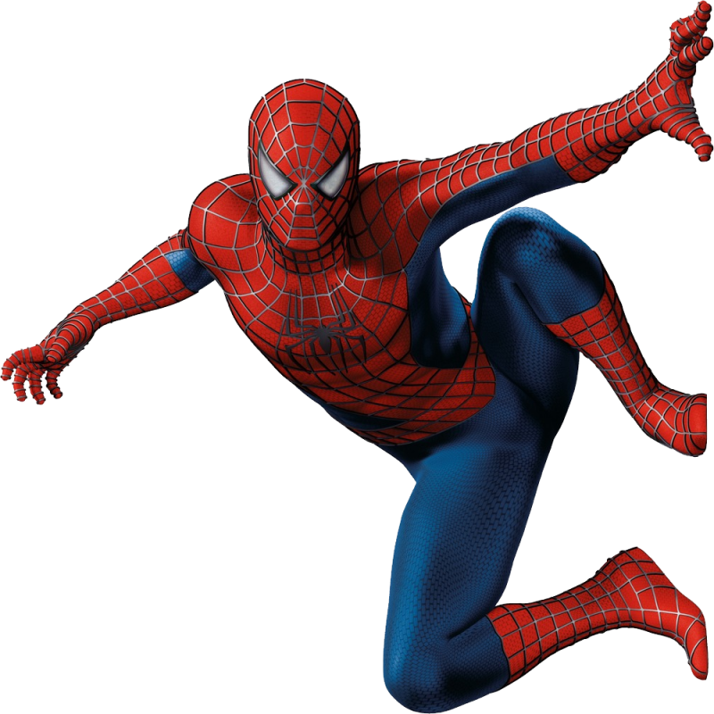 Spider-Man PNG Image