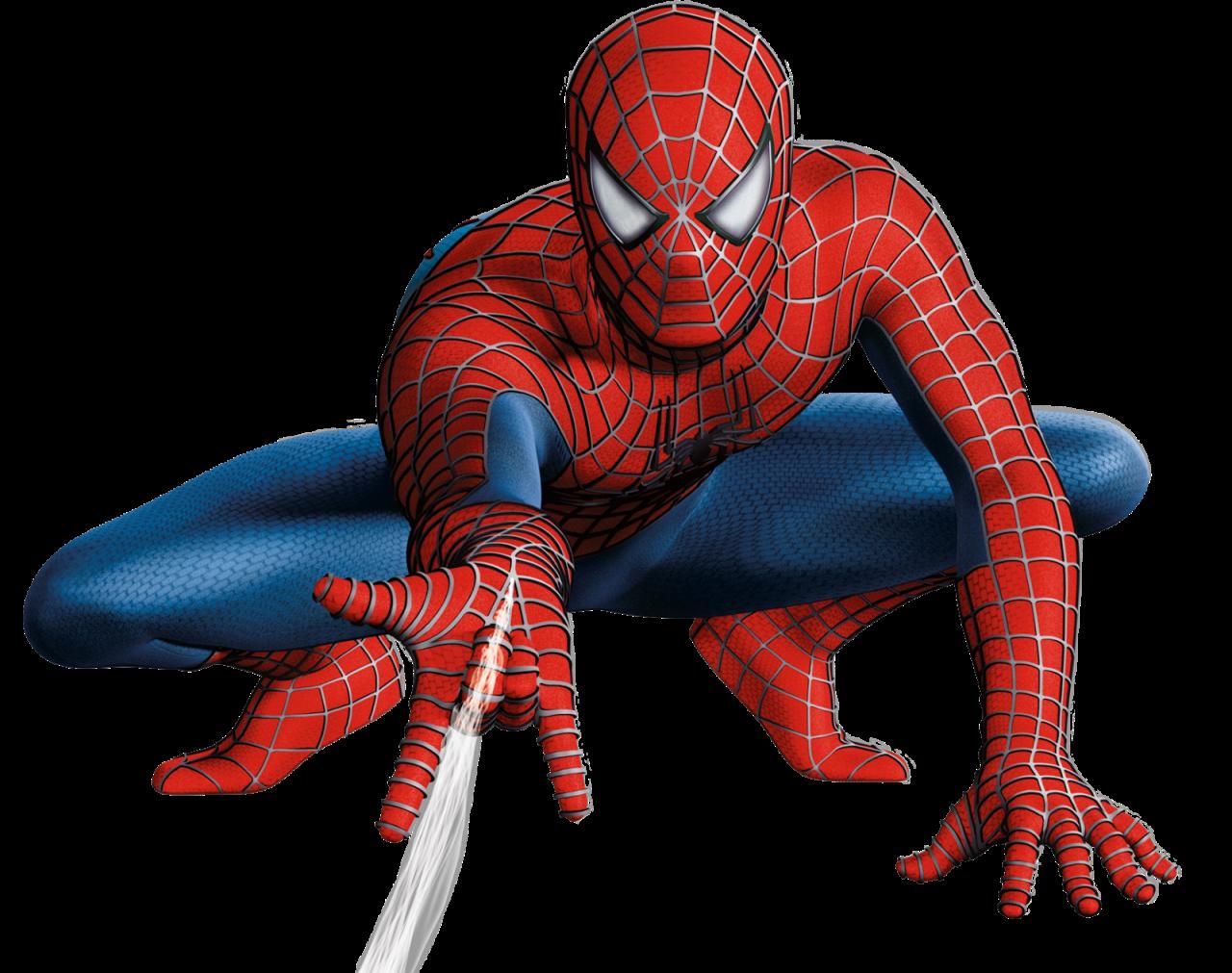 Spiderman PNG Image
