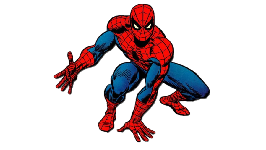Spider man PNG Image