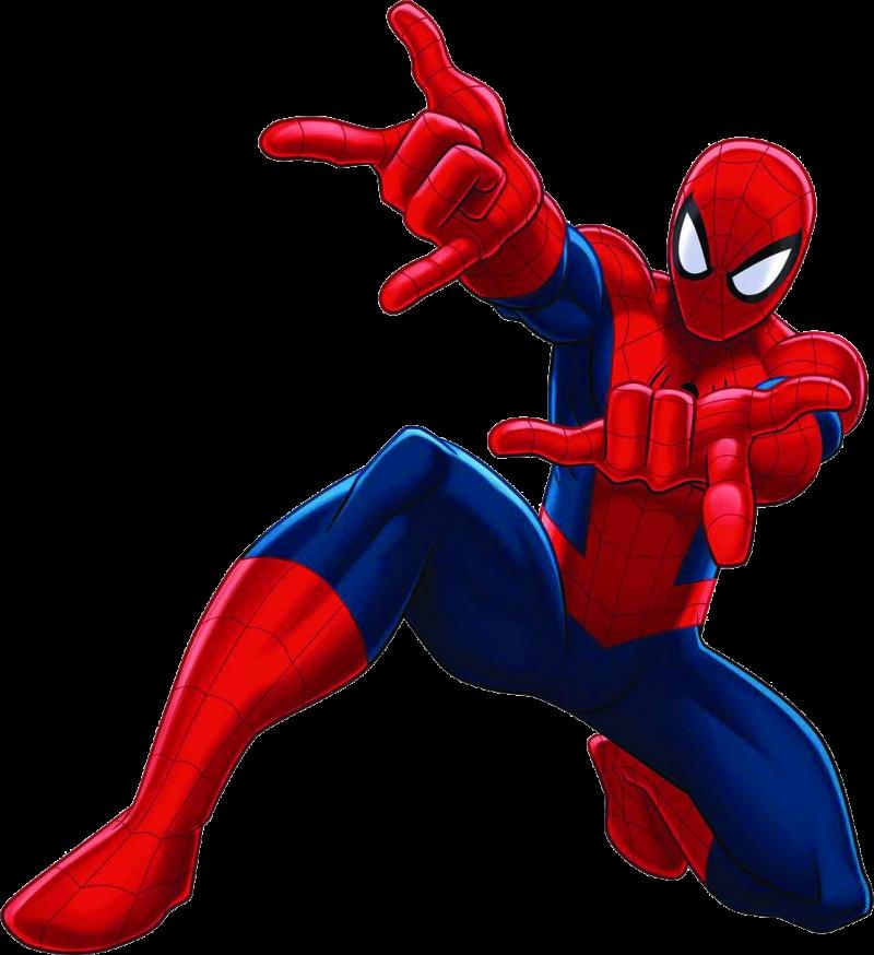 Spiderman Comic PNG Image
