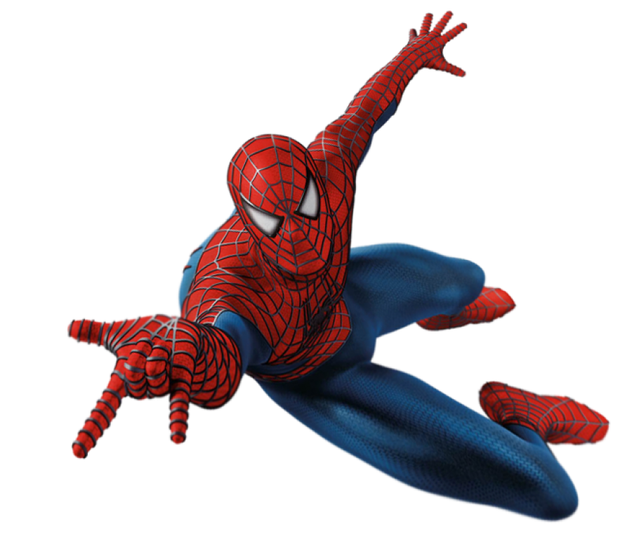 SpiderMan PNG Image
