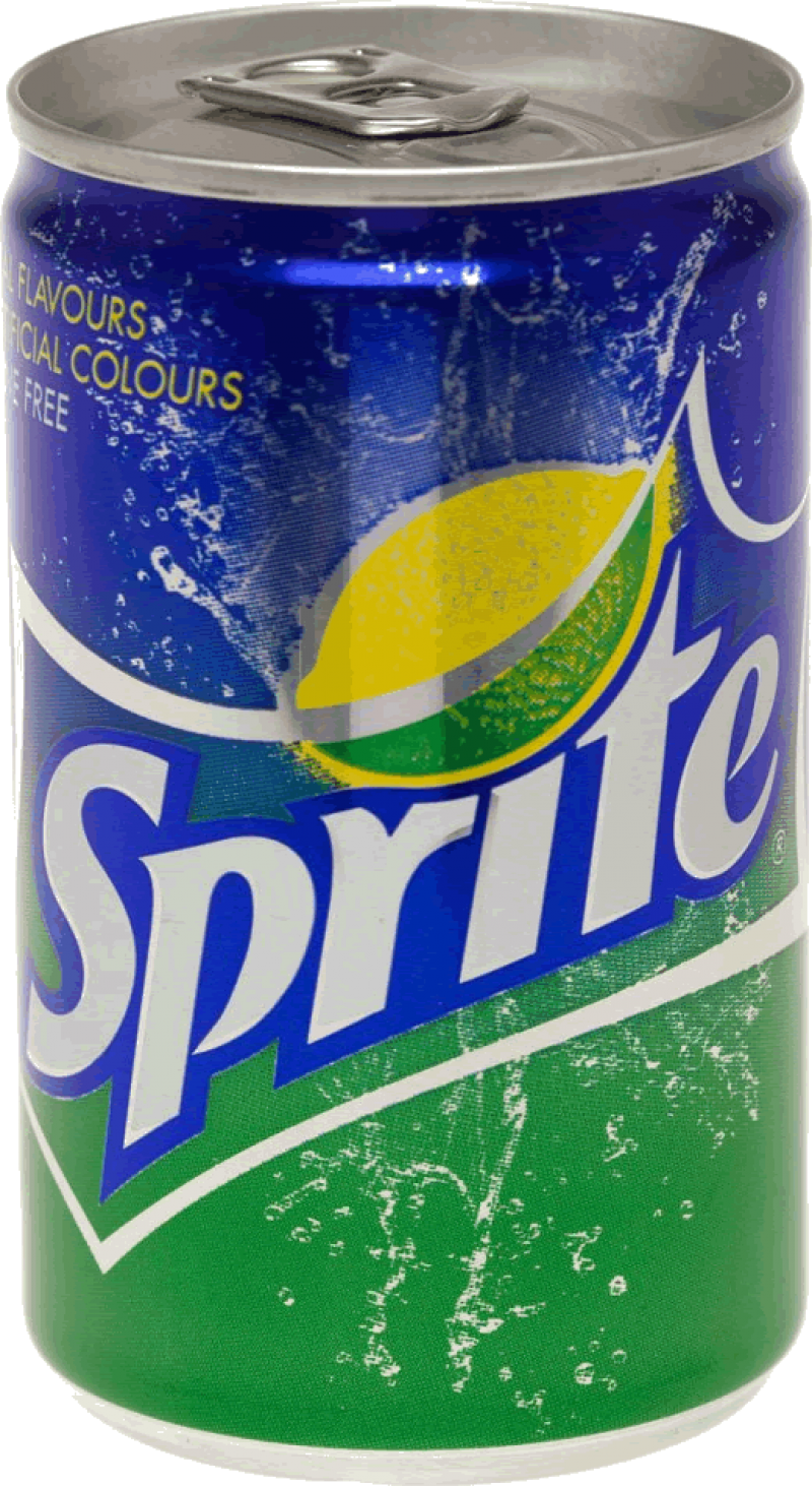 Sprite in a Can PNG Image