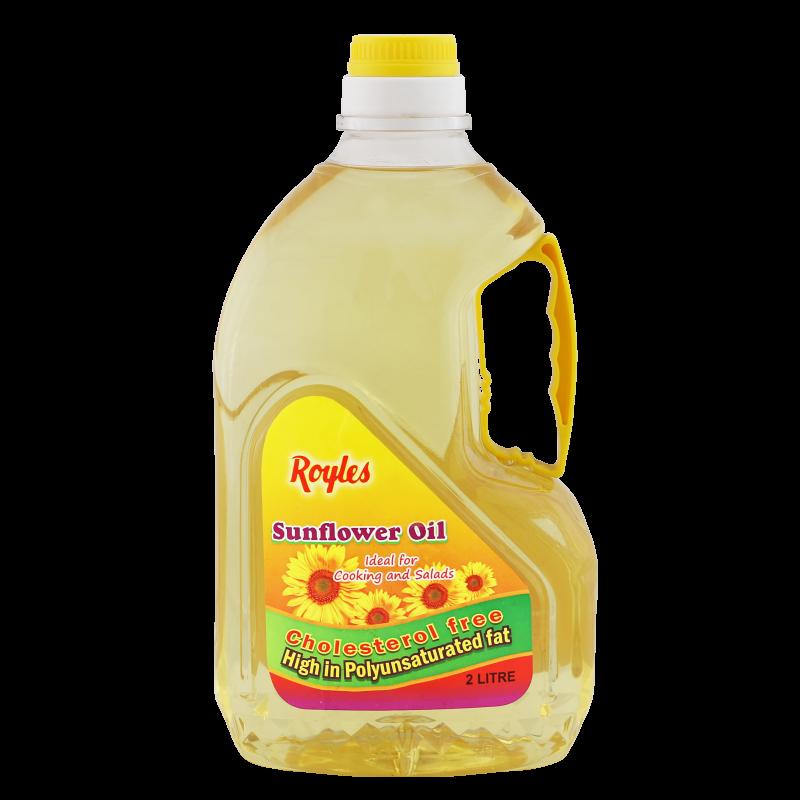 Sunflower Oil Royles PNG Image