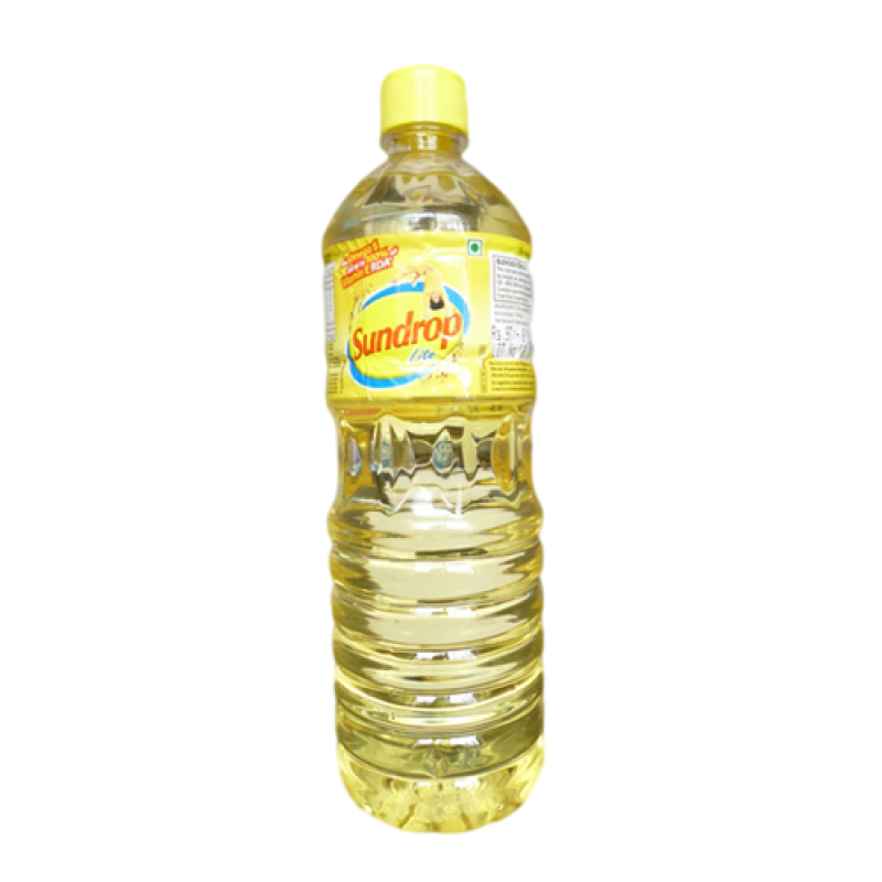 Sunflower Oil Sundrop PNG Image