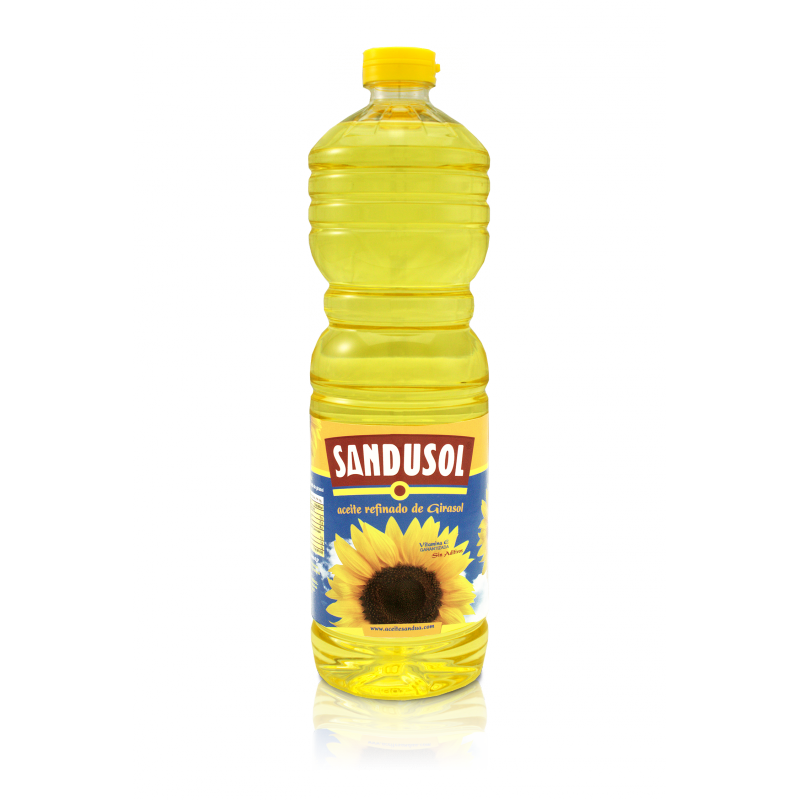 Sunflower Oil Sandusol PNG Image