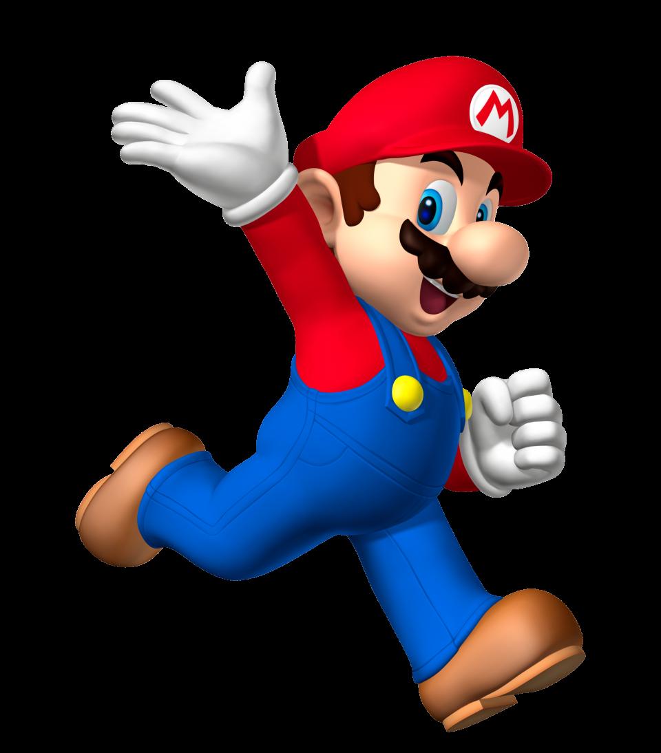 Super Mario Run Png Image Purepng Free Transparent Cc0