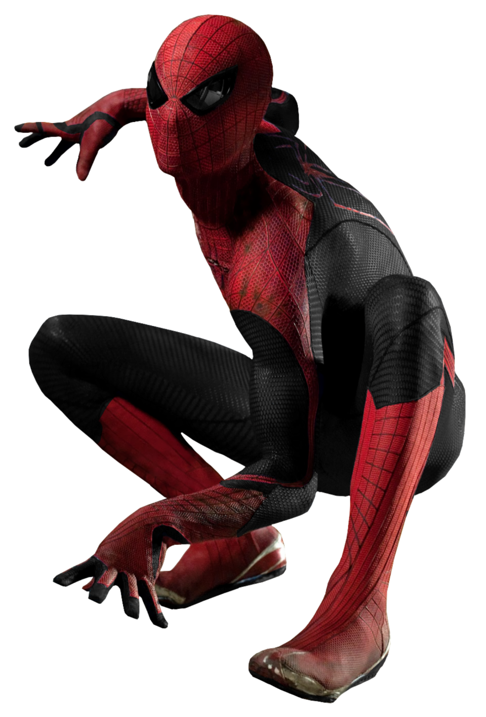 Superior SpiderMan PNG Image
