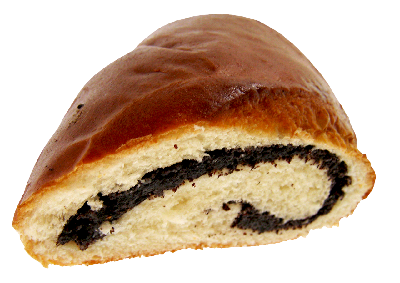 Sweet Bun PNG Image