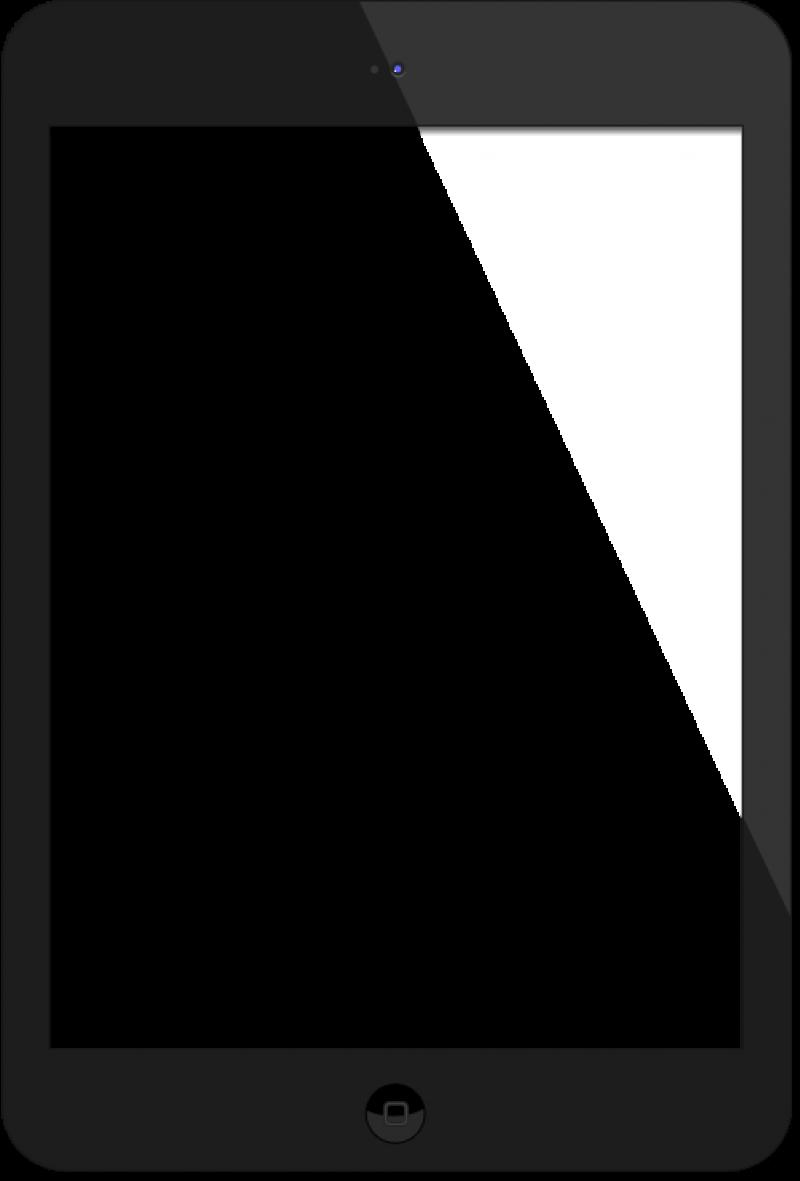 Tablet  Video Frame PNG Image