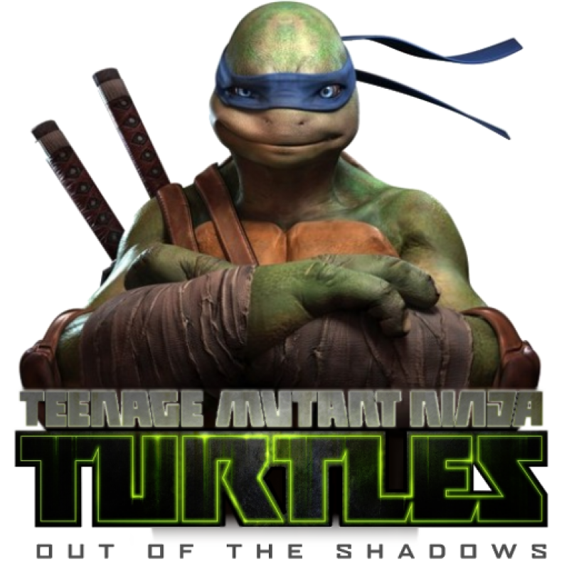 Teenage Mutant Ninja Turtle's PNG Image