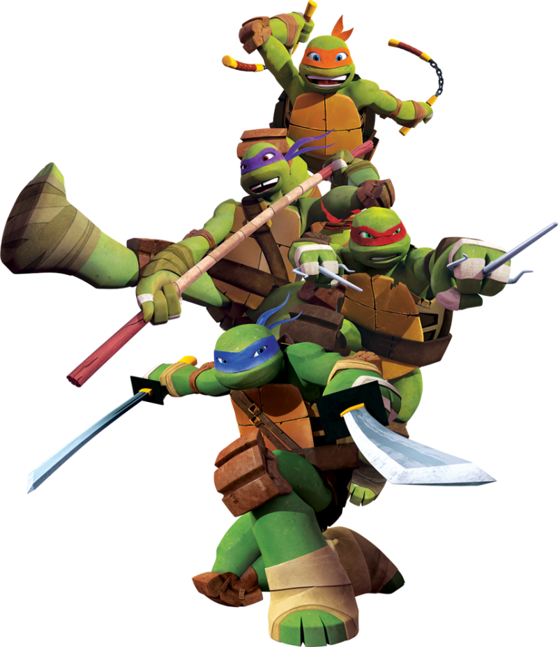 Teenage Mutant Ninja Turtle S Png Image Purepng Free