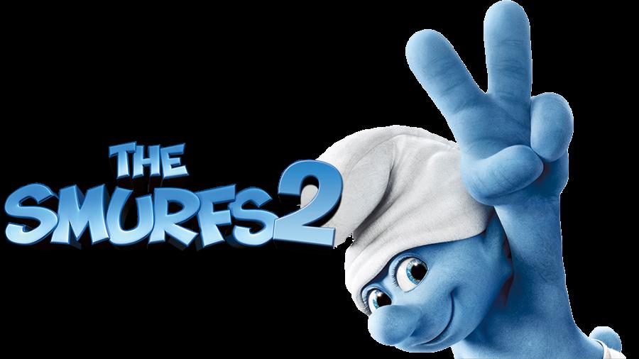 The Smurfs 2 Logo PNG Image