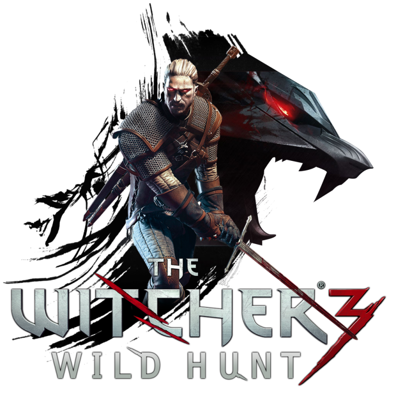 The Witcher 3 Logo PNG Image