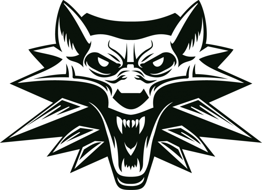The Witcher Logo PNG Image
