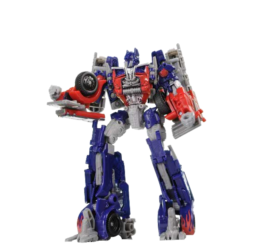 Transformers Toy PNG Image
