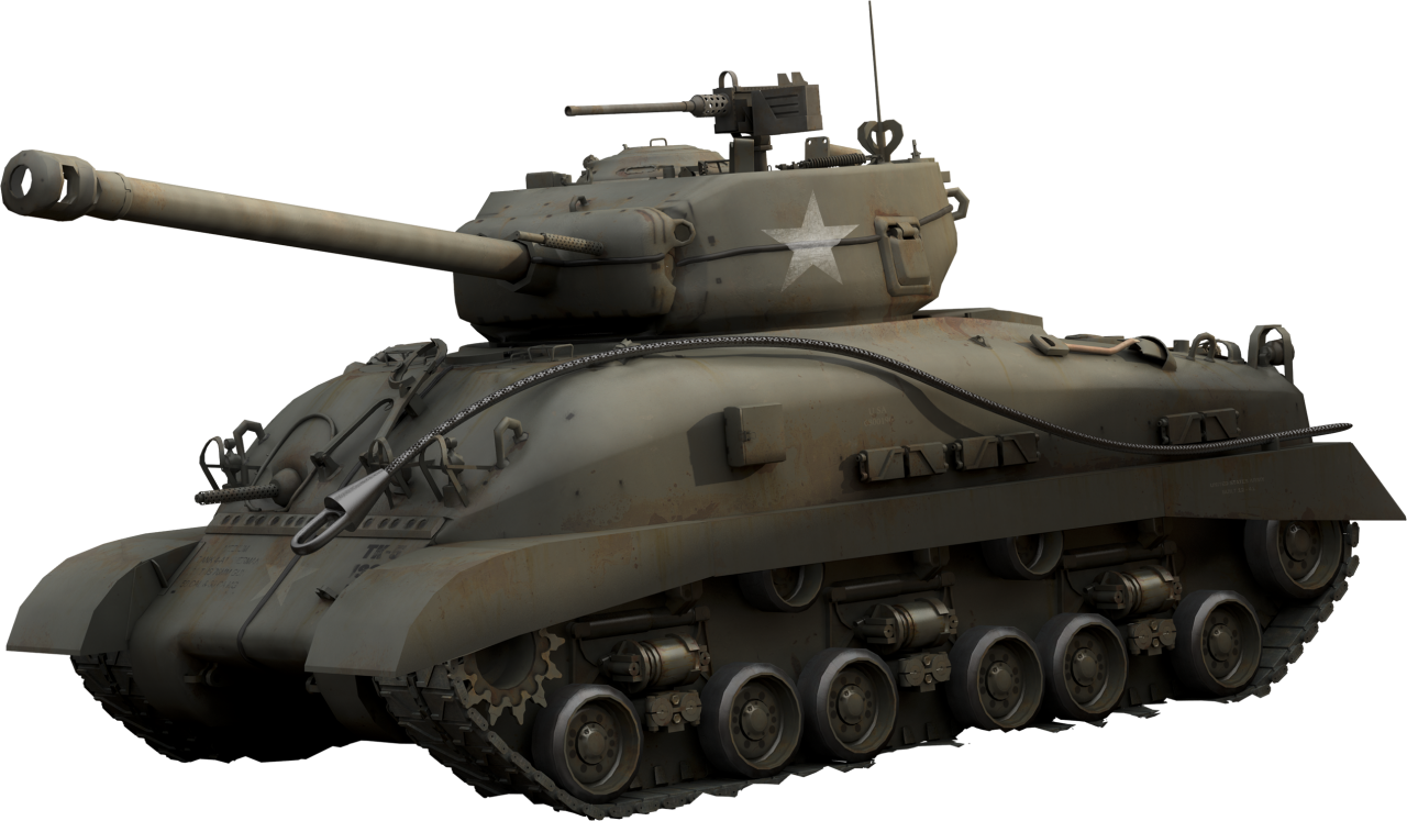US Army Tank PNG Image